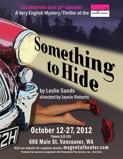 Something to Hide poster